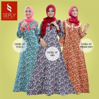 Gamis Seply Kode Gissel 07