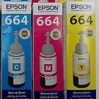 Tinta Epson L100 L110 L120 L200 L210 L220 L300 L310 L350 L355 L1300