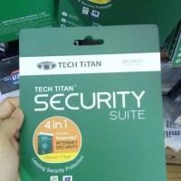 harga Kaspersky Internet Security 2017 - 1 User/pc Tech Titan Original Tokopedia.com