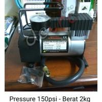 Kompresor mini - Mini Heavy Duty Air Compressor (Real 100 PSI)