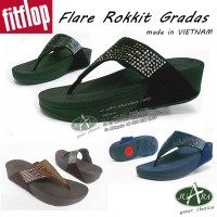 harga fitflop rokit gradas flare , fitflop flare , fitflop , sandal fitlop Tokopedia.com