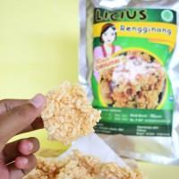 Rengginang Licius - Cemilan / Snack / Makanan Ringan / Kerupuk