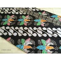 batik cap barong seling colet baru