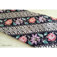 batik cap remekan alus