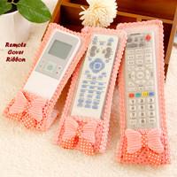 Set Remote Cover Motif Ribbon ( 1 set isi 3 pcs ukuran berbeda )
