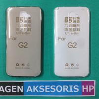 Softcase LG G2 D802 5.2 inchi Ultrathin Silikon Elastis
