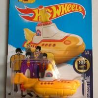 Hot Wheels The Beatles Yellow Submarine (2016)