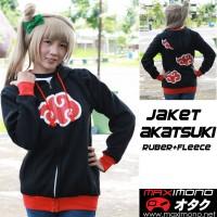 Jaket Hoodie Akatsuki - Anime Naruto Shippuden