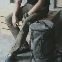 Jual BARREL / Drumbag / Tas Tabung / Tas Kanvas / Travelling Bag / Ransel Murah