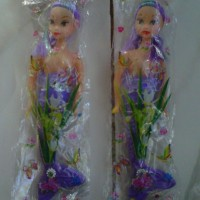 Mainan Barbie Duyung Size S