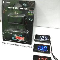 Volmeter LED Layar Digital Akurat, Kualitas Terbaik.