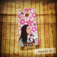 XIAOMI REDMI 3X CASE CUSTOM HP