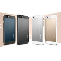 SGP Aluminium Fit Case for iPhone 6 (OEM)