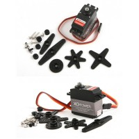 XQ Power S4020D Titanium Gear High Torque Digital Servo