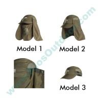 Jual Topi Mancing Jepang Masker / Kupluk Kemah Camping Proyek Cozmeed Murah