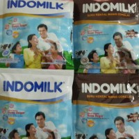 Indomilk Susu Kental Manis Sachet isi 6pcs