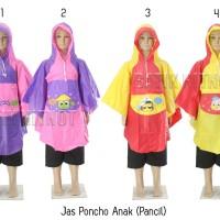 harga Jas Hujan Anak Poncil Tokopedia.com