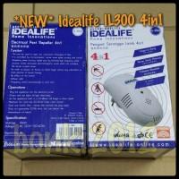 Jual Alat Pengusir Serangga Tikus Kecoa Nyamuk Lalat Idealife IL300/IL-300 Murah