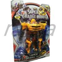 Robot Transformer Bumblebee /Super Change Robot