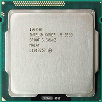 processor core i5 2500 tray +fan ori socket 1155