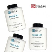 BEN NYE NEUTRAL SET CLASSIC TRANSLUCENT COLORLESS POWDER - SHARE!