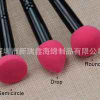 KUAS MAKEUP SPONGE STICK / MAKE UP BRUSH SPONS