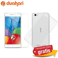 harga Vivo X5 Pro Tempered Glass Casing Handphone Softcase Transparan Bening Tokopedia.com