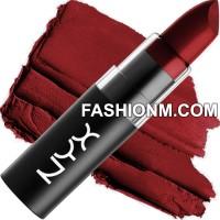 NYX Matte Lipstick - Perfect Red (ORIGINAL) MLS10
