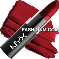 NYX Matte Lipstick - Pure Red (ORIGINAL) MLS08