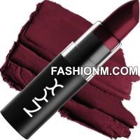 NYX Matte Lipstick - Merlot (ORIGINAL) MLS16