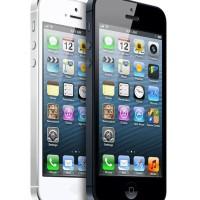 iPhone 5 64 GB Garansi 1 Tahun (Refurbish)