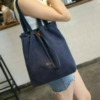 Tas Selempang Kanvas Wanita Korean Women Bag SONG HYE-KYO Korea Design