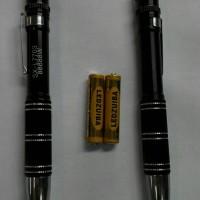 Jual senter batu cincin / akik 2 baterai AAA L7703 Murah
