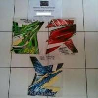 Sticker / Striping Standar / Ori Ninja R 2009/2010