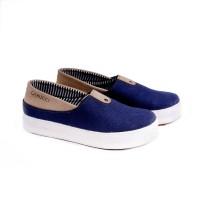 harga Sepatu Wanita Casual Sneakers Slip On / Sepatu Distro Bandung Murah Tokopedia.com