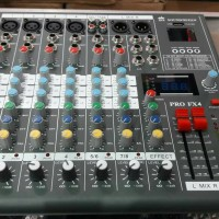 mixer soundqueen 4 channel