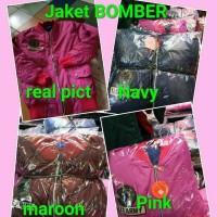 Jaket Bomber wanita