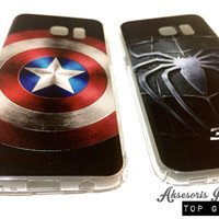 Case Full Printing For Samsung S7