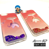 Case Water Glitter Motif For Iphone 6/7