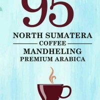 Mandheling North Sumatra Coffee95 100gr