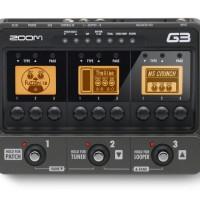 harga multi efek gitar zoom G3 new Tokopedia.com