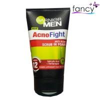 harga Garnier Men Acno Fight Foam 100ml Tokopedia.com