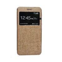 Delkin Flip Cover Samsung J2 Prime - Gold