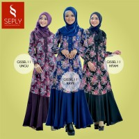 Gamis Seply Kode Gissel 11