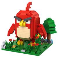 Jual LOZ Lego Nano Block Nanoblock Red Big Angry Bird Murah