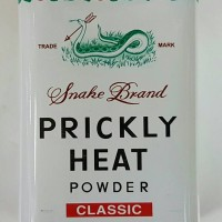 Snake Brand Prickly Heat Powder 150 gr