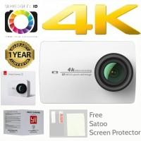 Jual Xiaomi Yi 2 4K Versi International Pearl White Action Camera Murah