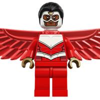 LEGO Minifigure Falcon (76018) Classic Ver.