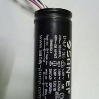 harga 12 + 5 Uf - 450 V Kapasitor Bulat Mesin Cuci / Capasitor Tokopedia.com