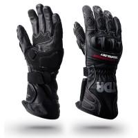 Promo Sarung Tangan Kulit TDR Gloves Rg-Revo Hitam Black Original